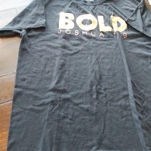 Other - BOLD shirt John 1:9/B1A